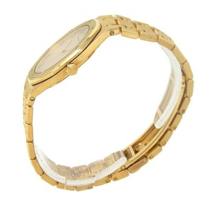 Audemars Piguet Royal Oak 18k Yellow Gold Quartz Ladies Watch 56143BAOO.0477BA01