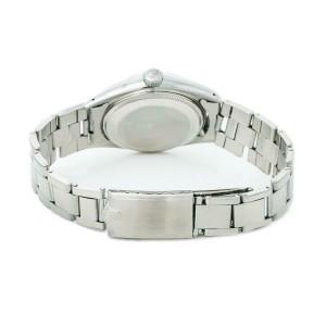 Rolex Date 6534 Steel 34.0mm  Watch (Certified Authentic & Warranty)