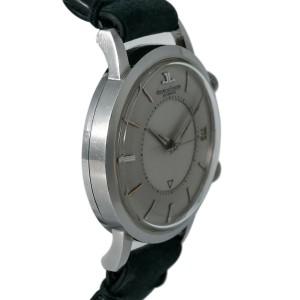 Jaeger Lecoultre Memovox K825 Steel 37mm  Watch (Certified Authentic & Warranty)