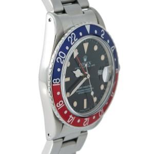 Rolex Gmt Master 16750 Steel 40mm  Watch (Certified Authentic & Warranty)