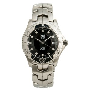Tag Heuer Link WJ1113.B Steel 39mm  Watch (Certified Authentic & Warranty)