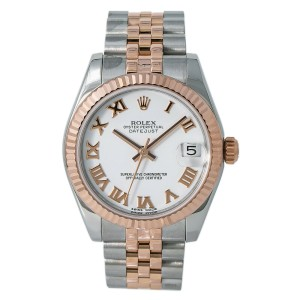 Rolex Datejust 178271 Steel 31mm Women Watch (Certified Authentic & Warranty)