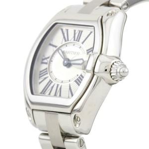 Cartier Roadster 2675 Steel 29.0mm Women Watch