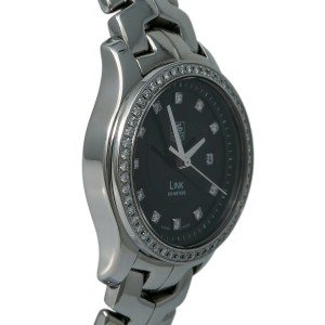 Tag Heuer Link WJF131A. Steel 27mm Womens Watch
