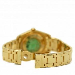 Rolex Datejust 81358 Gold 34.0mm Women Watch (Certified Authentic & Warranty)