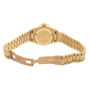 Rolex Datejust 6917 Gold 26.0mm Women's Watch (Certified Authentic & Warranty)