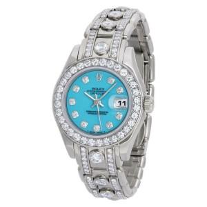 Rolex Pearlmaster 0.0mm Women's Watch (Certified Authentic & Warranty)