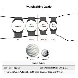 Rolex Oyster Perpetual 31mm Women's Watch (Certified Authentic & Warranty)
