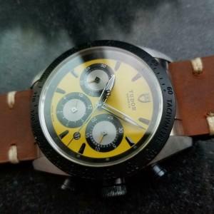 "TUDOR Men's ref.42010 ""Fastrider"" Chronograph Automatic, c.2010s Swiss LV967TAN"