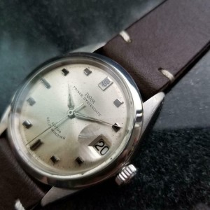 Men's Tudor Prince Oysterdate ref.7996 Automatic, c.1966 Swiss Vintage LV778BRN