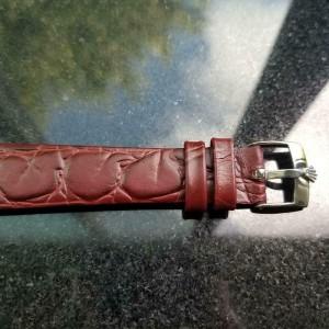 Men's Tudor Advisor ref.7926 34mm Manual Wind w/Alarm, c.1960s Swiss LV890BUR