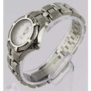 TAG HEUER EXCLUSIVE WN131J.BA0360 DIAMOND PEARL LADIES SWISS CLASSIC WATCH