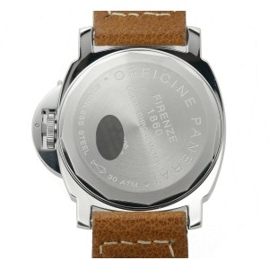 Panerai Luminor PAM00023 Steel 44mm  Watch