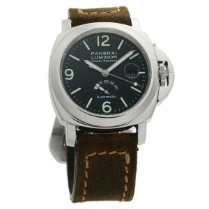 Panerai Luminor PAM00027 Steel 44mm  Watch