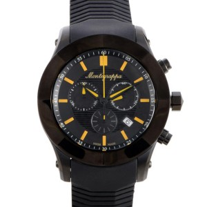 Montegrappa Nerouno  IDNUWCSY Steel  Watch