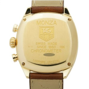 Tag Heuer Monza CR514A.F Gold 38mm  Watch