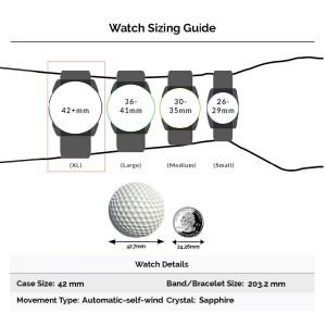 Iwc Portuguese IW500106 Gold 42mm  Watch