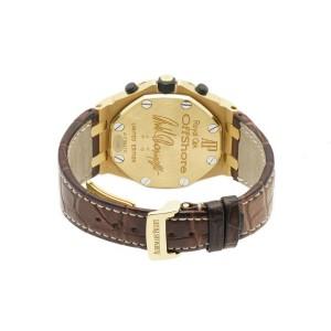 Audemars Piguet Royal Oak Offshore 26007BA. Gold 44mm  Watch