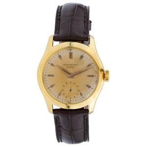 Patek Philippe Calatrava 2532 Gold 0.0mm  Watch