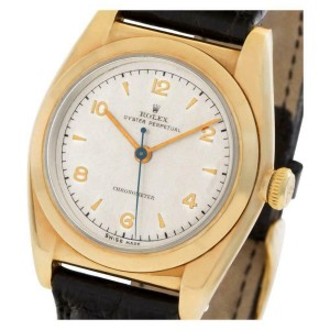 Rolex Oyster Perpetual 3131 Gold 30.0mm  Watch