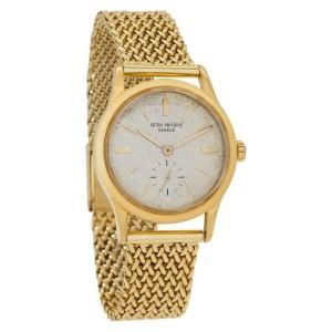 Patek Philippe Calatrava 3403 Gold 32.0mm  Watch