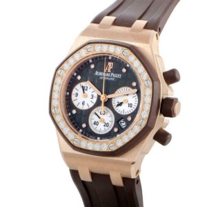 Audemars Piguet Royal Oak Offshore 26287OK. Gold Women's Watch