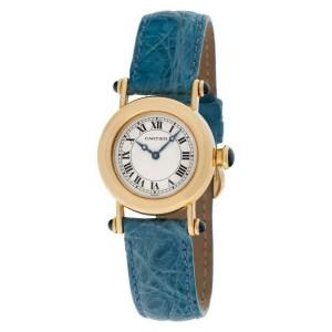Cartier Diablo 1440 Gold 0.0mm Women's Watch