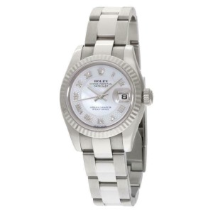 Rolex Datejust 179179 Gold 0.0mm Women's Watch