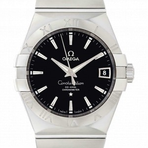 Omega Constellation 123.10.3 Steel 38.0mm  Watch