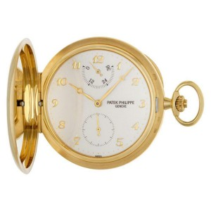 Patek Philippe Pocket Watch 983J-001 Gold 0.0mm  Watch