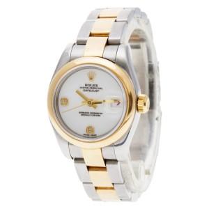 Rolex Datejust 179163 Steel 32.5mm Women's Watch