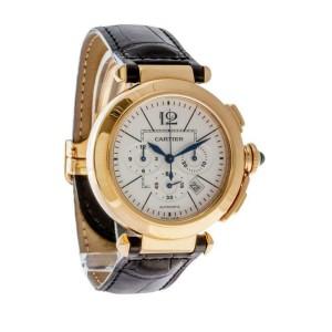 Cartier Pasha W3019951 Gold 42.0mm  Watch
