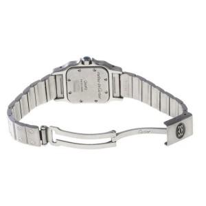 Cartier Santos W20056D6 Steel 23.5mm Women's Watch