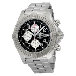 Breitling Avenger A13370 Steel 48.0mm  Watch