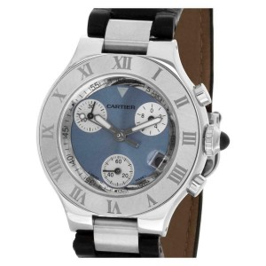 Cartier Must 21 2996 Steel 31.0mm  Watch