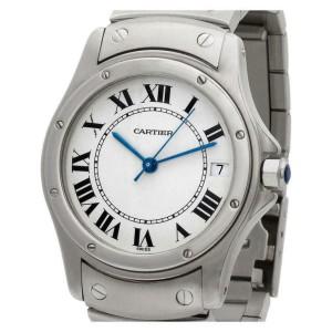 Cartier Santos NO-REF# Steel 33.0mm  Watch
