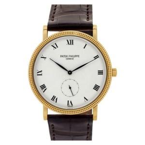 Patek Philippe Calatrava 3919 Gold 33.0mm  Watch