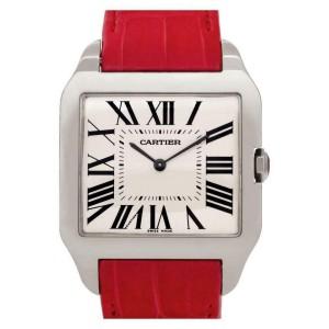 Cartier Santos Dumont W2007051 Gold 32.0mm  Watch