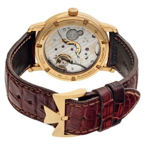 Vacheron Constantin Patrimony NO-REF# Gold 37.0mm  Watch