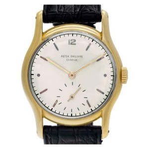 Patek Philippe Calatrava 2406 Gold 34.0mm  Watch