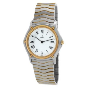 Ebel Wave NO-REF# Gold 31.0mm Women's Watch