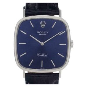 Rolex Cellini 4114 Gold 30.0mm  Watch