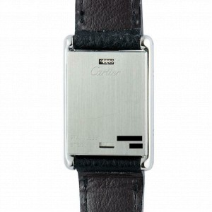 Cartier Cle De Cartier W1011158 Steel  Watch