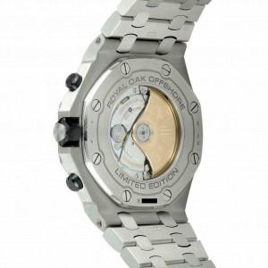 Audemars Piguet Royal Oak Offshore 26470PT. Platinum  Watch
