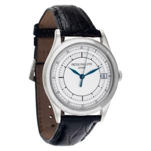 Patek Philippe Calatrava 5296G-01 Gold 38.0mm  Watch