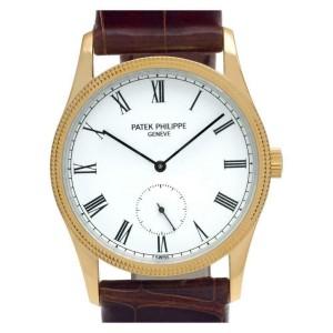 Patek Philippe Calatrava 3796 Gold 30.0mm  Watch
