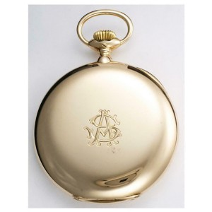 Iwc Pocket Watch 568502 Gold 52.0mm  Watch