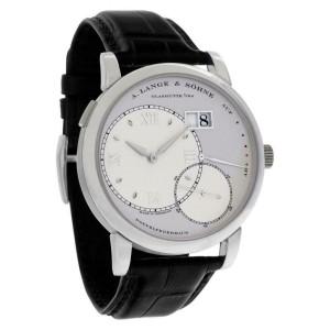 A. Lange & Sohne Lange 1 115.025 Platinum 42.0mm  Watch