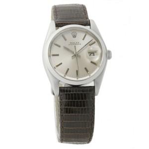 Rolex Precision  Steel 34mm  Watch