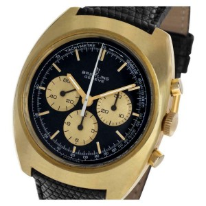 Breitling Duograph NO-REF# Gold 42.0mm  Watch